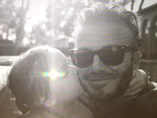 David and Victoria Beckham Share Sweet Birthday Posts for Daughter Harper