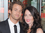 Robin Tunney Welcomes Son Oscar Holly