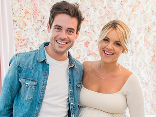 All the Details on Ali Fedotowsky's Daughter's Nursery – Including the Wall Featuring Thousands of Silk Roses