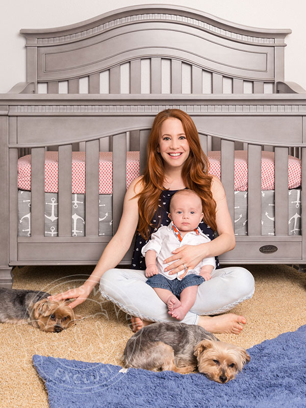 Amy Davidson Son Lennox 2