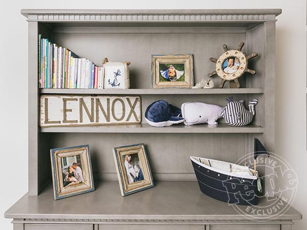 Amy Davidson Son Lennox Bookshelf