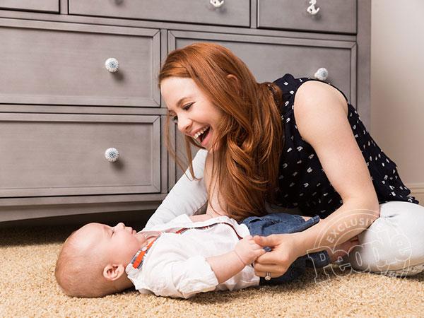 Amy Davidson Son Lennox Nursery Rug 1
