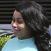 Blac Chyna Displays Growing Bump in Form-Fitting Baby Blue Dress