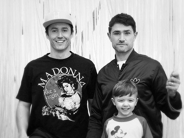 Matt Dallas Blue Hamilton Talk Adoption