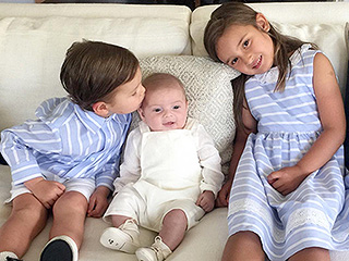 Sibling Love! Ivanka Trump Shares Adorable Photo of Her Three Children