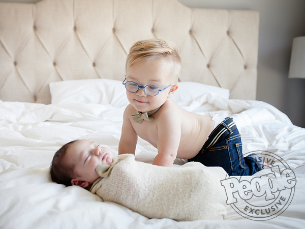 Wes Chatham Jenn Brown family photos