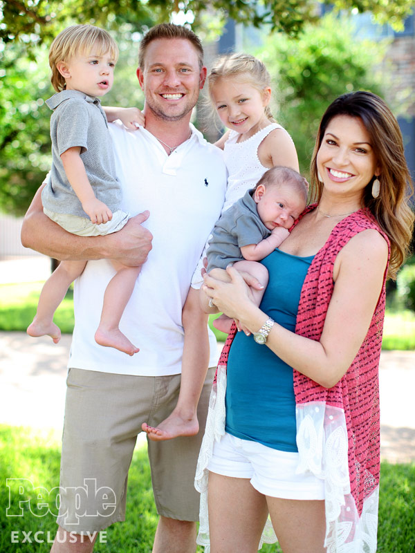 Melissa Rycroft family photo