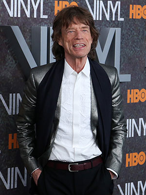 Mick Jagger girlfriend pregnant