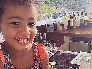 Twice as Nice: All the Details on North West and Penelope Disick's Adorable Swimsuits