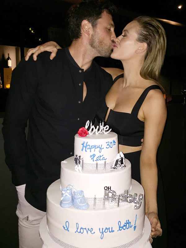 Peta Murgatroyd Pregnancy Cravings