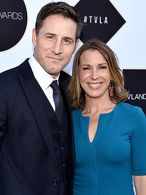 Sam Jaeger welcomes son Calvin