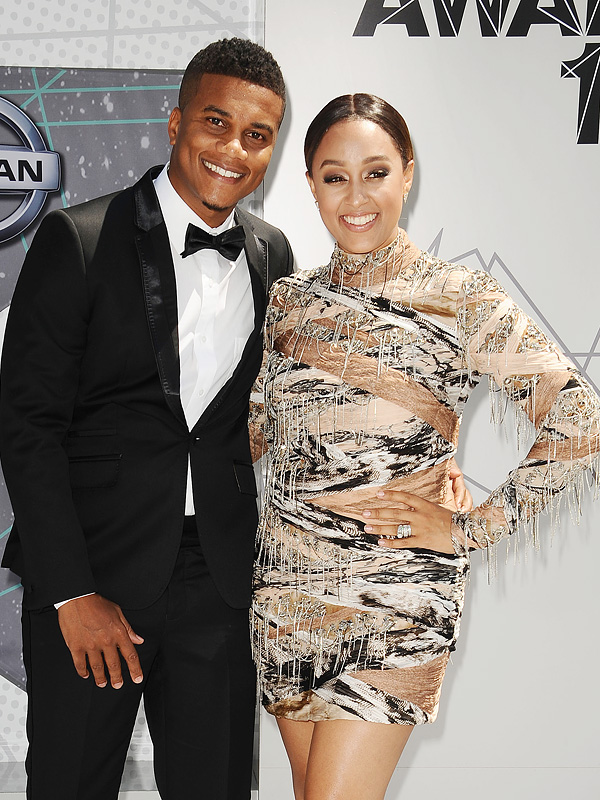 Tia Mowry BET Awards