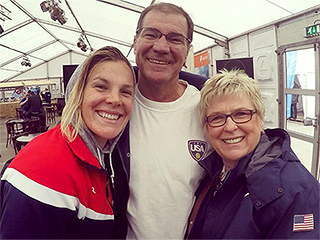 Olympic Gold Medalist Kami Craig's Mom Dale Admits She Doesn't Even Know How to Swim