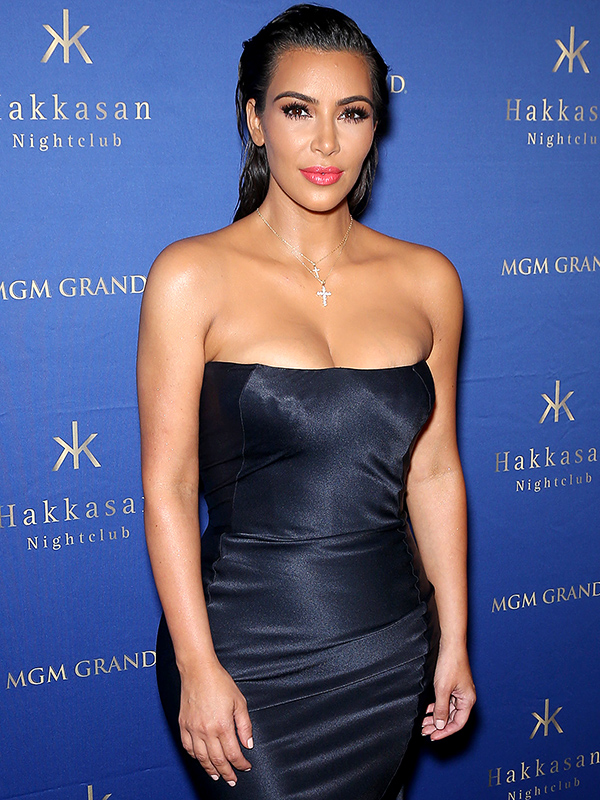 Kim Kardashian in Vegas