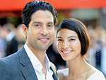 Second Child on the Way for Adam Rodriguez