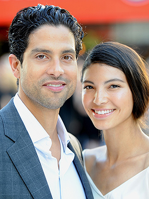 Adam Rodriguez wife pregnant