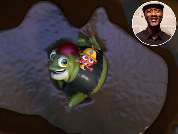 Aloe Blacc in <em>Beat Bugs</em>