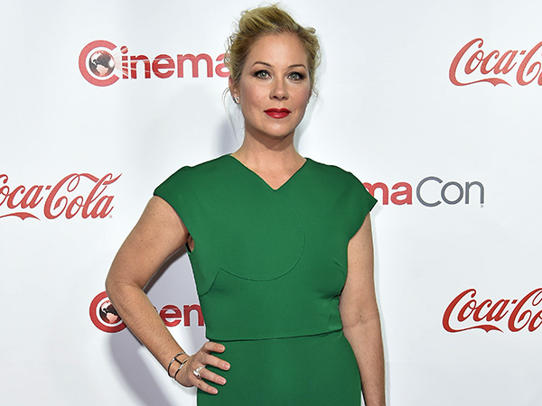 Christina Applegate Gets Emotional About Daughter Sadie
