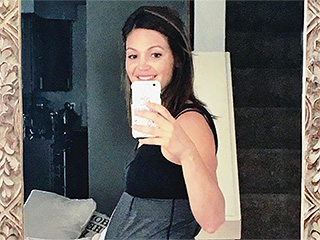 Desiree Hartsock Siegfried Celebrates Start of Third Trimester with a Bump Photo: We 'Can't Wait to Meet Our Little One'