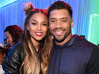 Russell Wilson Gushes About Stepson Future:  'He's Awesome and Cute as Can Be'