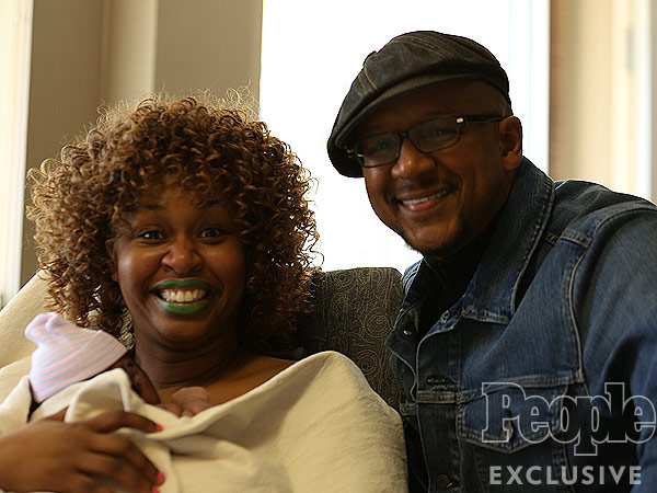 GloZell Green Welcomes Daughter O'Zell Gloriana De