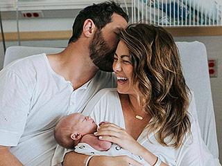 It's a Boy! Bachelorette Alum Jillian Harris Welcomes Son – See the Photo