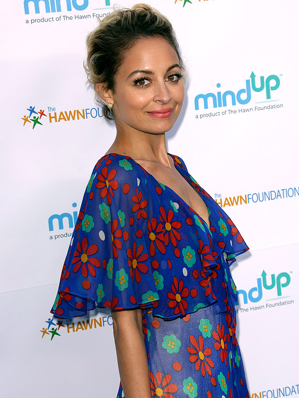 Nicole Richie on Judging Moms