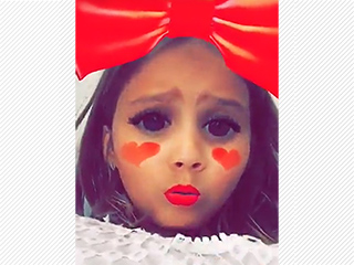 Jessica Alba's Daughter Honor Looks Like Her Mini-Me as She Takes Over Snapchat