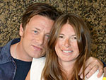 Jamie Oliver Welcomes a Son