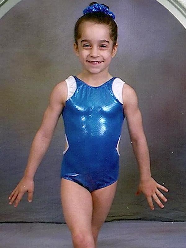 Jordan Wieber Specializing Gymnastics Early
