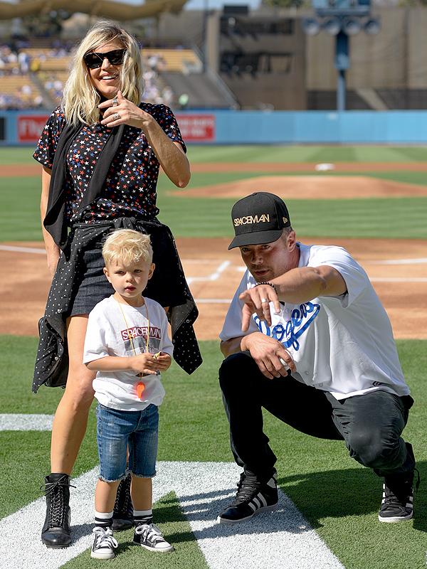 Josh Duhamel Axl Baseball