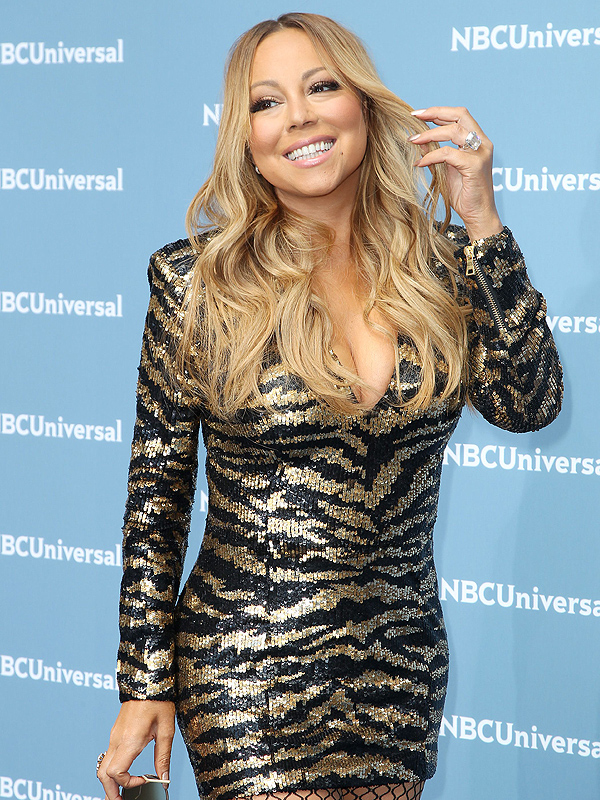 Mariah Carey reality show
