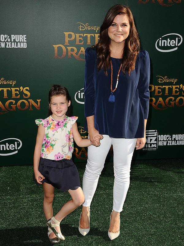 Tiffani Thiessen Pete's Dragon Harper