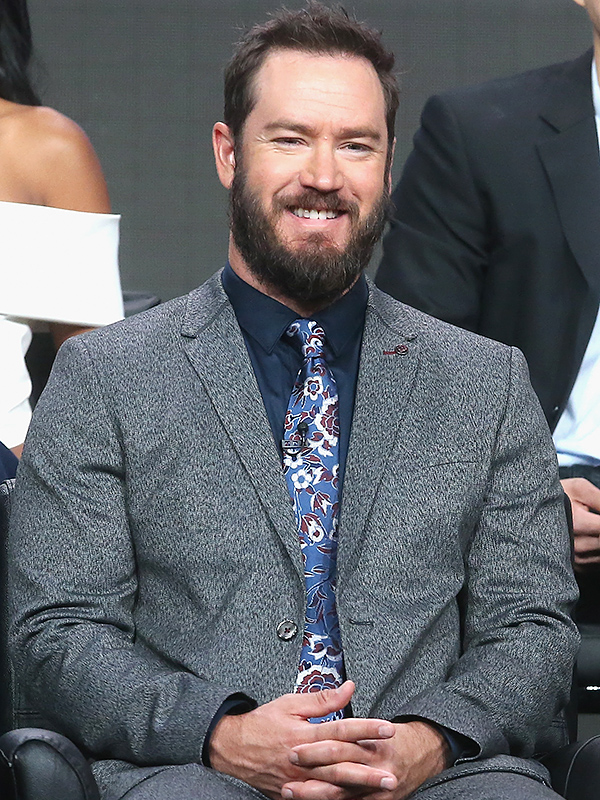 Mark-Paul Gosselaar Beard