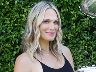 Surprise! Molly Sims Is Pregnant with 'Hail Mary' Baby No. 3