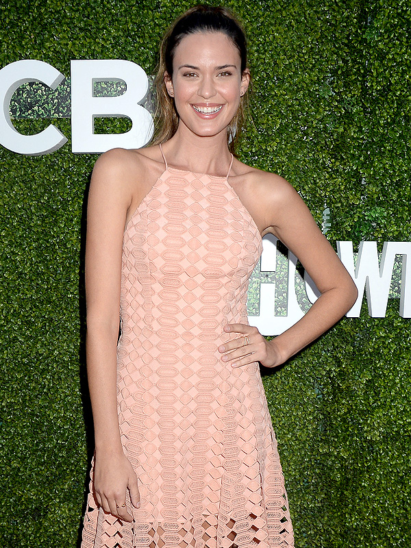 Odette Annable Summer 2016 TCA Press Tour