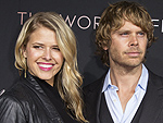 Eric Christian and Sarah Wright Olsen Welcome Daughter Esmé Olivia