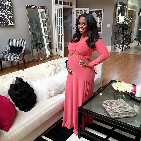 Keshia Knight Pulliam Reveals Baby Girl Name