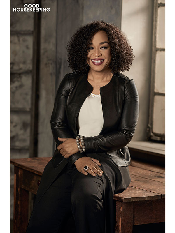 Shonda Rhimes Good Housekeeping