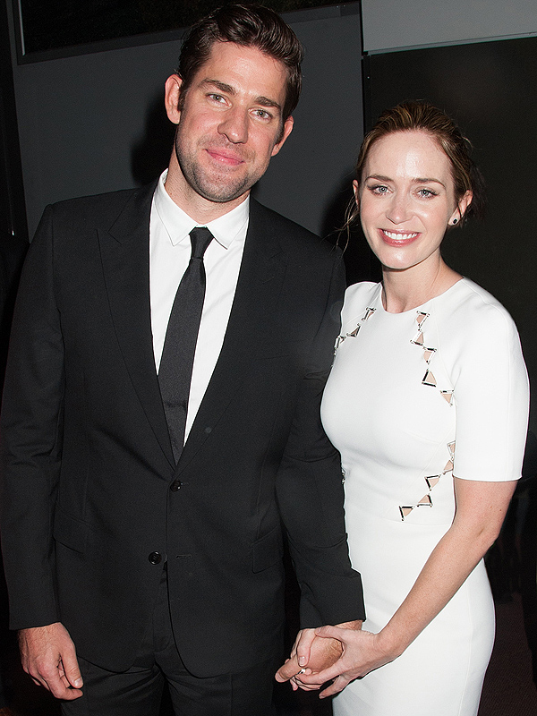 john krasinski on date nights raising kids with �amazing