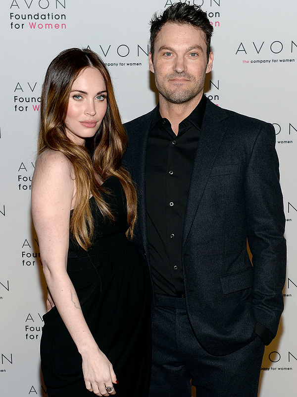 Megan Fox Brian Austin Green Life After New Baby