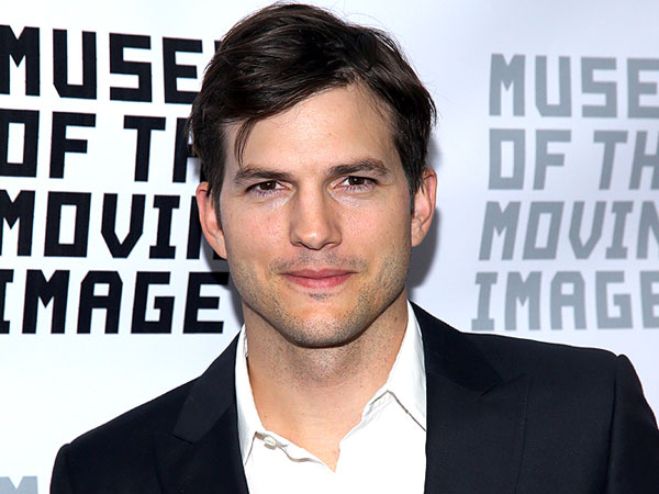 Ashton Kutcher on Keep...