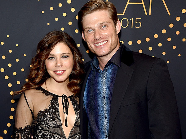Chris Carmack Erin Slaver welcome daughter