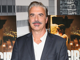 Chris Noth on His 'Goofball' Son Orion's Appreciation for Poop Jokes: 'Boys Never Get Over That'