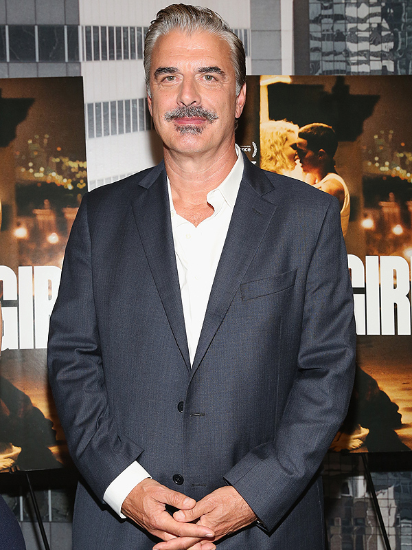 Chris Noth Orion Exclusive