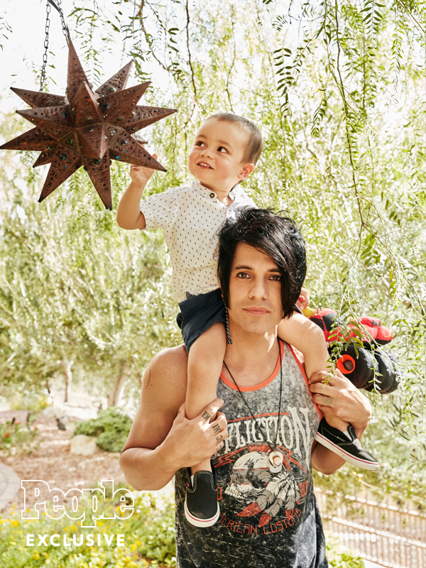 Criss Angel son Johnny cancer