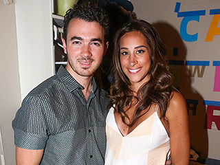 Date Night! Danielle Jonas Shows Off Baby Bump While Out with Hubby Kevin