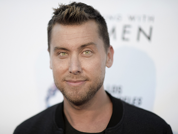 Lance Bass Allegedly Podcast