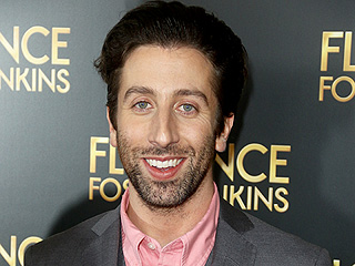 WATCH: Big Bang Baby! Simon Helberg on How Being a Dad Will Help Him Play One on TV
