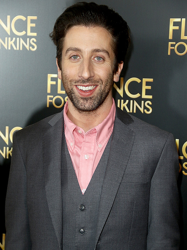 Simon Helberg PEOPLE exclusive